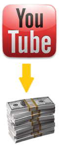 make money from home using youtube
