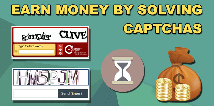 Online Captcha Solving Jobs without Investment | Earn $250+ P M