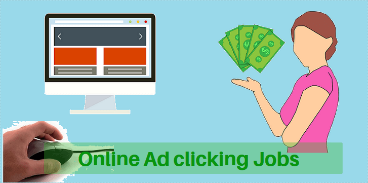 Online Ad Clicking Jobs Without Investment | Click and Earn