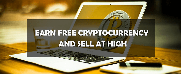 earn and sell crypto